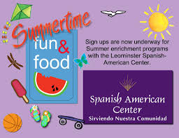 2017 summer youth program healthy summer jobs grant spanish
