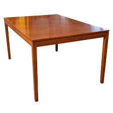 Knoll Propeller Conference Table Knoll Walnut Dining Table At 1stdibs