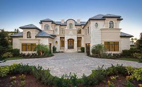 Sater Homes by Mediterranean Home Designs