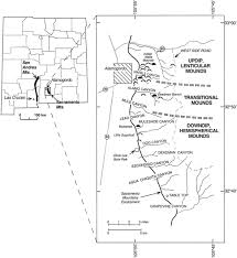 Alamogordo New Mexico Map by Supply Of Allochthonous Sediment And Its Effects On Development Of