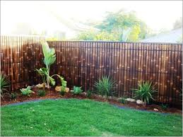 Patio Fence Ideas Bamboo Patio Fence Best Choices Alqueva Dark Sky
