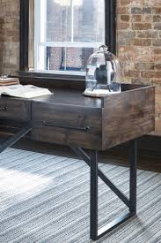 Ashley Office Desk by Signature Design By Ashley Starmore Mid Century Modern Home Office