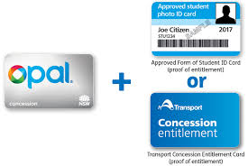 photo card opal for tertiary students nsw government opal