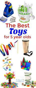 the best montessori toys for 5 year olds living