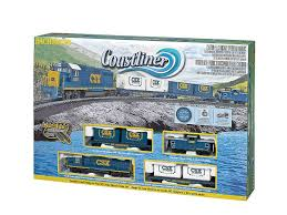 bachmann ho coastliner set 00734 trains on tracks llc