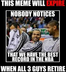 Spurs Meme - nba memes on twitter the san antonio spurs over the years