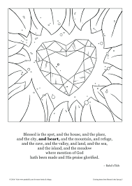 coloring pages spot blessed is the spot coloring page 05 and the innerprize