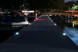 Solar Dock Lighting by Dock Lighting Ideas Apexlighting