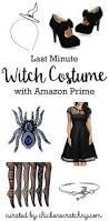 Amazon Prime Halloween Costumes 2 Witch Costume Amazon Prime