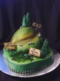 halloween dirt cake graveyard over the hill on cake central bike cakes pinterest cake