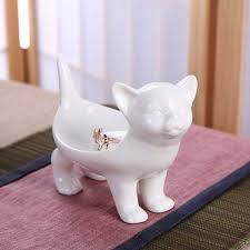 ceramic animal ring holder images 405 best cat ring holder images cat ring ring jpg