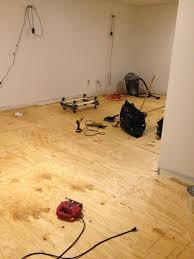 Laminate Flooring Per Square Foot How We Installed Real Wood Floor For Less Than 1 50 Per Square Foot