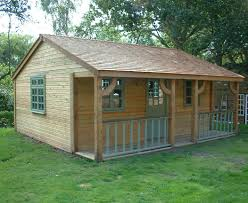 Summer Garden Houses - wirral sheds strong sheds summerhouse logcabins