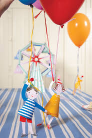 meri meri rabbit toot sweet party balloon holders by meri meri as featured on