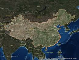 Fuzhou China Map by China Satellite Maps Leaddog Consulting