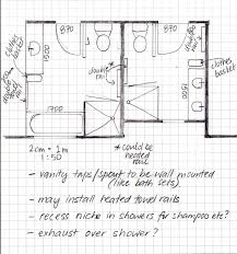 Bathroom Laundry Room Floor Plans by Two Person Shower Dimensions L Ideasidea