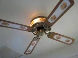 scotty s hardware floral hugger ceiling fan youtube