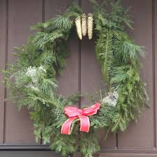 west virginia wreath making for family fun the pocahontas times