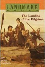 the pilgrims book the landing of the pilgrims by henry daugherty scholastic