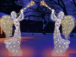 angel decorations for home outdoor christmas angel lighted as well as astonishing design angel
