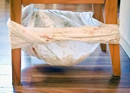 free u0026 easy cat hammock bed diy commatose ca