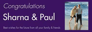 congratulation banner personalised congratulations banners personalised banners