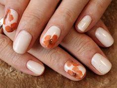 my nails are ready for hawaii gelish my favorite accessory my