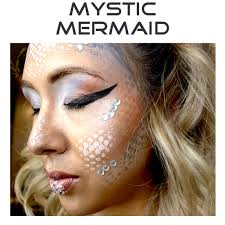 gorgeous mermaid makeup with senegence products that will last all