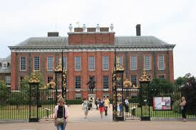 kensington palace frames of reference