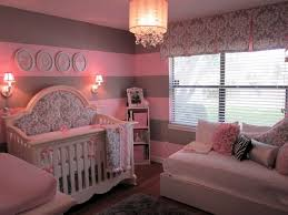 Pink And Gray Nursery Decor Grey Nurseries Picmia