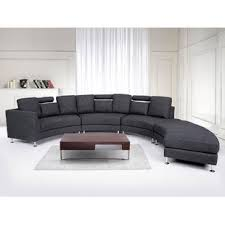 curved couch curved sofa wayfair