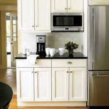 microwave kitchen cabinet inspiration white cabinets bronze hardware love this for my