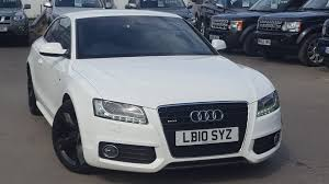used audi a5 3 0 for sale motors co uk