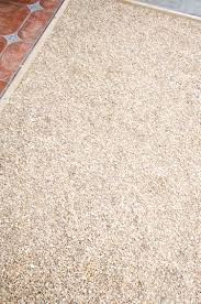 Gravel Patio Construction How To Create A Chic Gravel Patio The Home Depot Blog