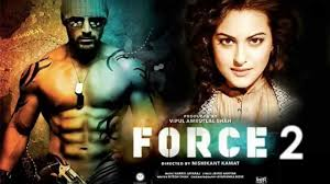 makers of the film force 2 have come up with a unique way to
