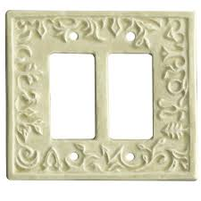 rocker light switch cover stone light switch covers ivory light switch plate cover 3 rocker