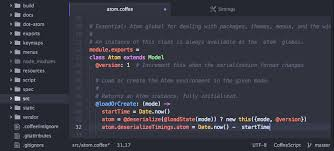 design text editor using c 18 best ides for c c programming or source code editors on linux