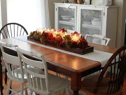 candle and flower for dining table centerpiece ideas decolover net