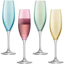 champagne glass cartoon amazon co uk flutes champagne glasses home u0026 kitchen