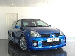used renault clio v6 cars for sale with pistonheads