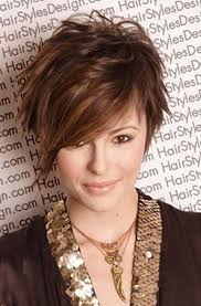 chunky short haircuts image result for chunky highlights pixie red to cut or not to