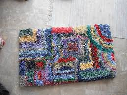 Latch Hook Rugs For Sale Latch Hooked Rag Rug With Tutorial Home Sweet Home