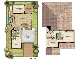 floor plan two storey 2 storey house floor plan with perspective two design elevation