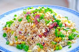 riz cuisine riz aux oeufs et lardons en cuisine réunionnaise