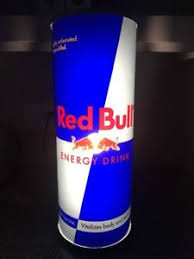 Red Bull Energy Drink Wall Light Up Sign Display New Ballast