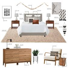 how to refresh your bedroom on a budget emily henderson emily henderson target bedroom california casual