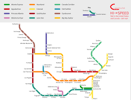 Pittsburgh Subway Map by Transit Maps