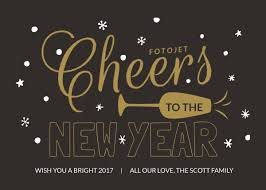 new year new address cards new year cards create new year greeting cards online for free