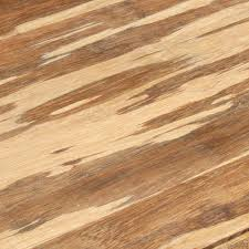Lowes Allen Roth Laminate Flooring Shop Allen Roth Zebra Bamboo Wood Kitchen Countertop Sample At