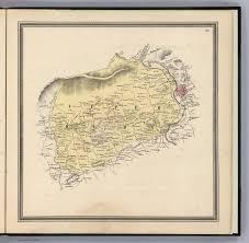 Pennsylvania Township Map by Upper Bern Township Berks County Pennsylvania David Rumsey